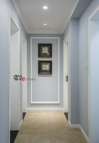20万以上140平米四室一厅美式风格储藏室装修效果图