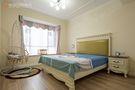 140平米三室两厅地中海风格卧室设计图