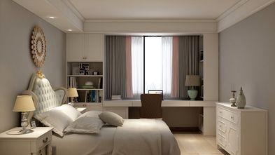 140平米三室一厅北欧风格卧室装修效果图