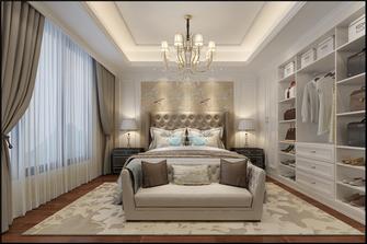140平米四新古典风格卧室图