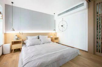 60平米一室两厅日式风格卧室设计图