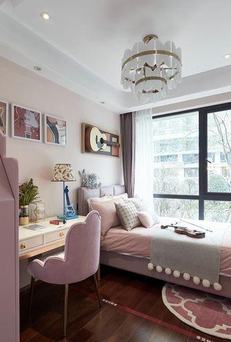 130平米三室两厅混搭风格儿童房效果图