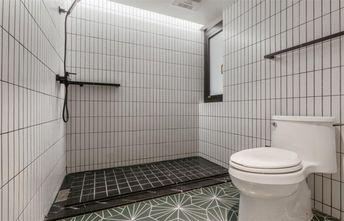 90平米三室两厅北欧风格卫生间欣赏图
