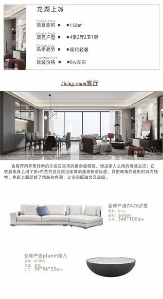 140平米四室四厅其他风格客厅装修图片大全