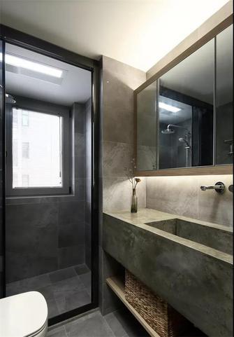 110平米四室两厅日式风格卫生间效果图