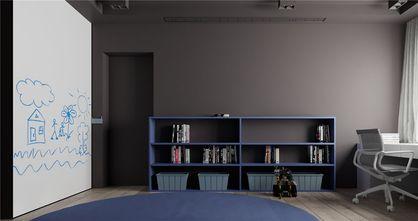 110平米三室两厅现代简约风格阳光房图片