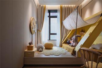 140平米别墅混搭风格儿童房设计图