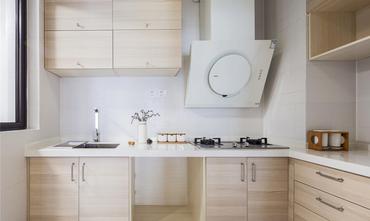 3万以下140平米四宜家风格厨房装修效果图