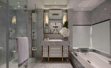 50平米一室一厅新古典风格卫生间背景墙欣赏图