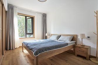 130平米日式风格卧室装修效果图