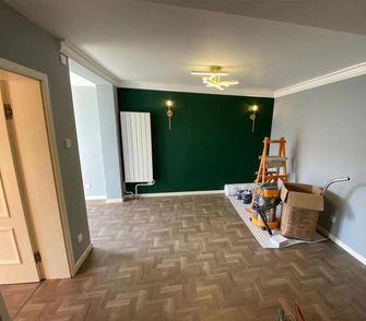 60平米一室一厅现代简约风格客厅设计图