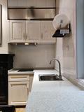 富裕型30平米以下超小户型美式风格厨房欣赏图
