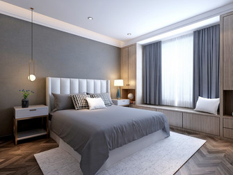 100平米三室一厅其他风格卧室欣赏图