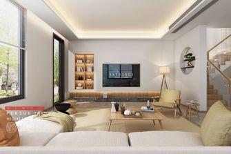 140平米别墅日式风格客厅图