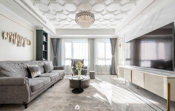 20万以上140平米别墅法式风格客厅设计图