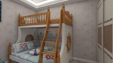110平米三现代简约风格儿童房设计图