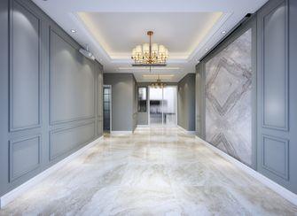 80平米三室两厅法式风格走廊图片大全