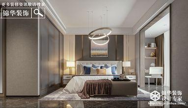 140平米三英伦风格卧室装修图片大全