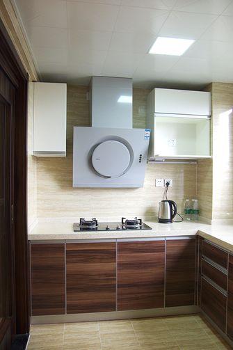 120平米三室两厅混搭风格厨房装修图片大全