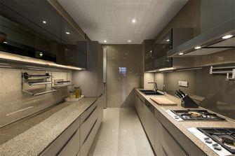 110平米三室两厅英伦风格厨房装修案例