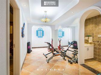 140平米别墅法式风格健身室欣赏图