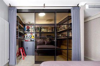 90平米三混搭风格储藏室设计图
