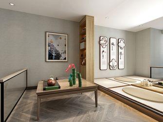 100平米复式日式风格阁楼图片大全