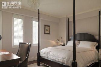 120平米三室两厅新古典风格卧室飘窗装修案例