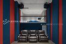 140平米复式其他风格影音室装修案例