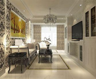 5-10万130平米三室三厅宜家风格客厅欣赏图