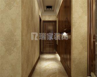 70平米美式风格走廊图片