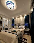 30平米以下超小户型地中海风格卧室图片