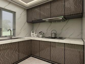 130平米中式风格厨房装修效果图
