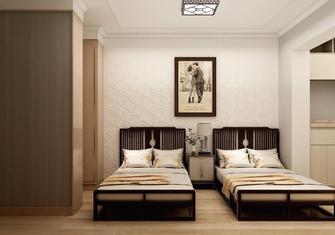 40平米小户型中式风格卧室欣赏图