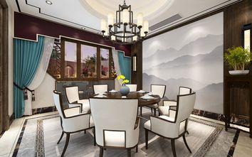 豪华型140平米别墅中式风格餐厅欣赏图