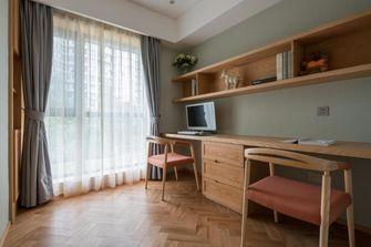 60平米公寓中式风格书房图片大全