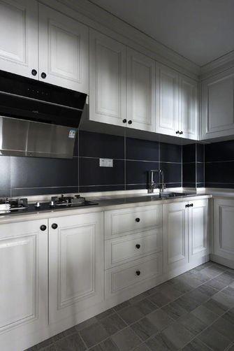 130平米四室两厅北欧风格厨房效果图