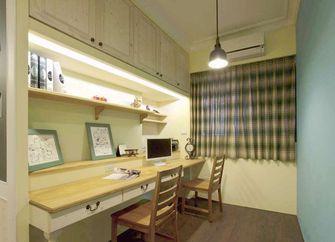 100平米田园风格书房装修效果图