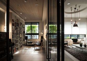 110平米三室一厅其他风格书房设计图