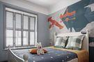 100平米三室两厅美式风格儿童房图片大全