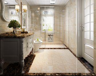 140平米别墅新古典风格卫生间装修案例