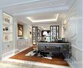 140平米别墅现代简约风格书房装修案例