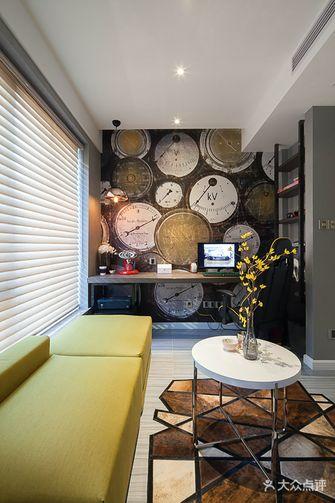 140平米三室两厅现代简约风格阳台图片