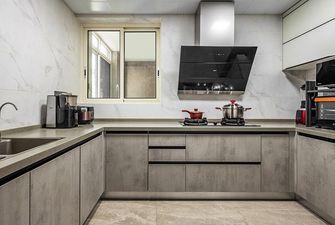 120平米三室一厅日式风格厨房效果图