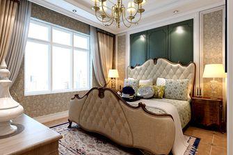 80平米公寓欧式风格卧室装修图片大全