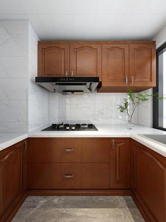 130平米三室一厅中式风格厨房装修案例