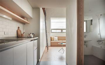 60平米复式宜家风格客厅装修图片大全