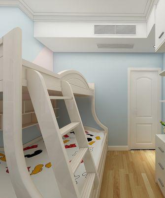 80平米地中海风格儿童房图片
