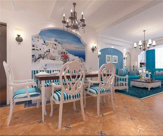 140平米四室四厅地中海风格客厅装修效果图