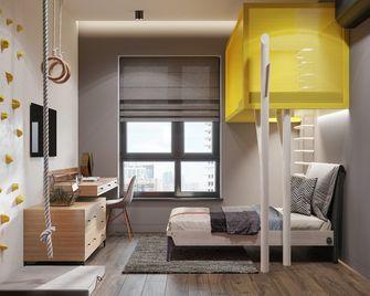 120平米现代简约风格儿童房图